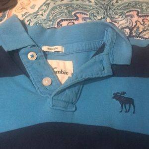 Abercrombie Kids Muscle Polo